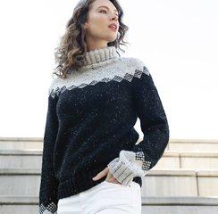 Merino-Tweed