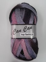 Lammy Yarns Can Can kleur 618
