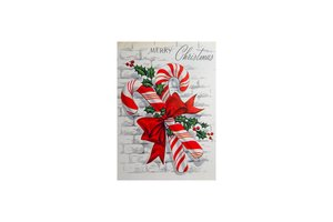 Wizardi Diamond Painting Kit Christmas Candy WD2435