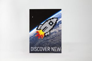 Diamond Paint Card Discover New WC0154