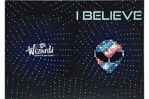 Diamond Paint Card Believe WD0289