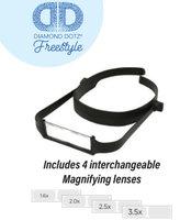 Diamond Dotz vergrootglas Dottifier Magnifier