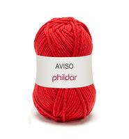 Phildar Aviso kleur 0084 Rouge