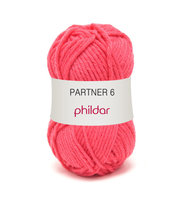 Phildar Partner 6 kleur 0037 Grenadine