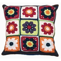 Anchor Borduurpakket Crochet Cushion