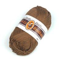 Durable Breikatoen Gekleurd No.8 50gr. kleur 2218