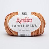 Katia Tahiti Jeans kleur 408 Oranje