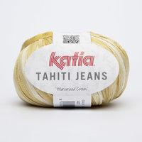 Katia Tahiti Jeans kleur 407 Geel