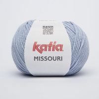 Katia Missouri kleur 12 Licht blauw