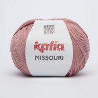 Katia Missouri kleur 16 Bleekrood
