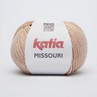 Katia Missouri kleur 20 Zeer licht bleekrood