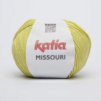 Katia Missouri kleur 25 Geelgroen