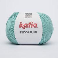 Katia Missouri kleur 29 Blauwgroen