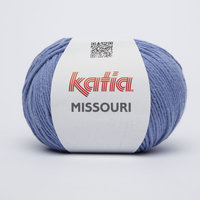 Katia Missouri kleur 31 Nachtblauw