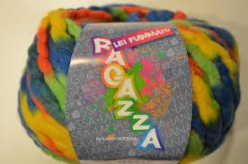 Lana Grossa Ragazza Lei Fiammato kleur 109