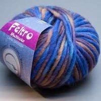 Lana Grossa Feltro Multicolor kleur 407