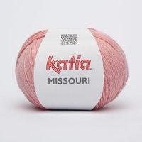 Katia Missouri kleur 15 Bleekrood