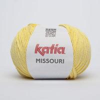 Katia Missouri kleur 24 Licht geel