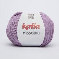 Katia Missouri kleur 33 Licht lila