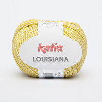 Katia Louisiana kleur 66 Geel