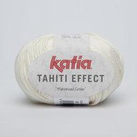 Katia Tahiti Effect kleur 201 Ecru