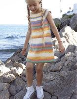 Katia Degrade Sun Breipakket jurk