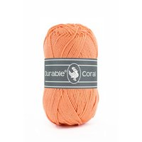 Durable Coral Katoen 50gr. kleur 2195