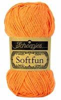 Scheepjes SoftFun kleur 2427 oranje