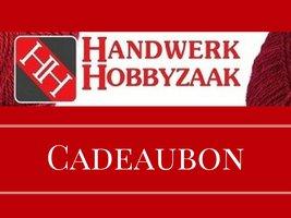 Handwerk-Hobbyzaak.nl Cadeaubon