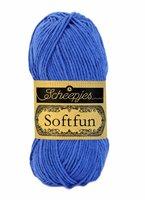 Scheepjes SoftFun kleur 2452 Kobaltblauw