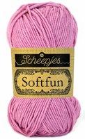 Scheepjes SoftFun kleur 2480 Fresie Roze
