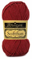 Scheepjes SoftFun kleur 2492 Bordeaux