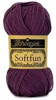 Scheepjes SoftFun kleur 2493 Aubergine