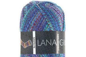Lana Grossa Meilenweit Santa Fe kleur 6507