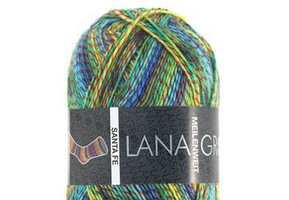 Lana Grossa Meilenweit Santa Fe kleur 6510
