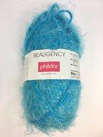 Phildar Beaugency kleur 105 Turquoise