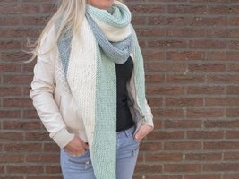 Durable Cosy Breipakket Omslagdoek