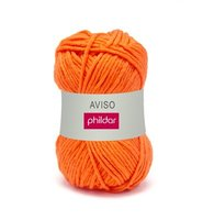 Phildar Aviso kleur 0112 Orange