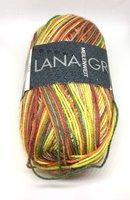 Lana Grossa Meilenweit Stile kleur 8001