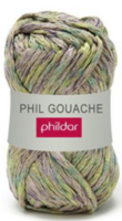 Phildar Phil Gouache kleur 0104 Vegetal