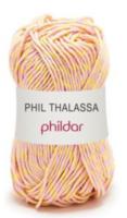 Phildar Thalassa kleur 0201 Vanille Frai