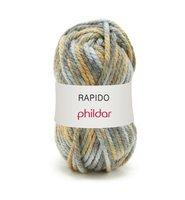 Phildar Rapido kleur 0100