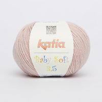 Katia Baby Soft 3.5 kleur 25
