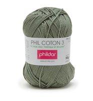 Phildar Phil Coton 3 kleur 0014 Palmier