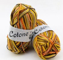 Lana Grossa Cotone Print kleur 507