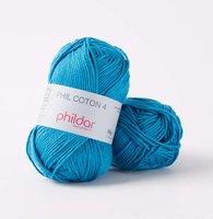Phildar Phil Coton 4 kleur 0060 Pacifique