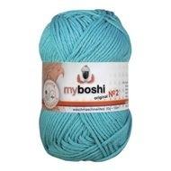 MyBoshi nr. 2 kleur 258 Meerblauw
