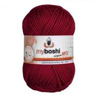 MyBoshi nr. 2 kleur 234 Chili