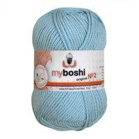 MyBoshi nr. 2 kleur 251 Hemelblauw