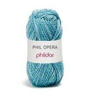 Phildar Phil Opera kleur 0001 Emeraude